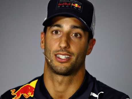 Daniel Ricciardo is in a pickle.