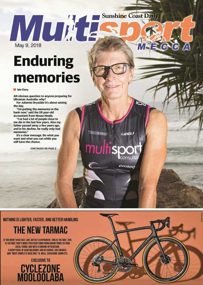 The May 9 edition of Sunshine Coast Multisport Mecca.