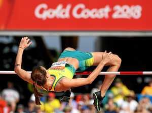 How Games athlete is using her break