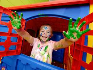 New business a chance for the kids to Get Messy