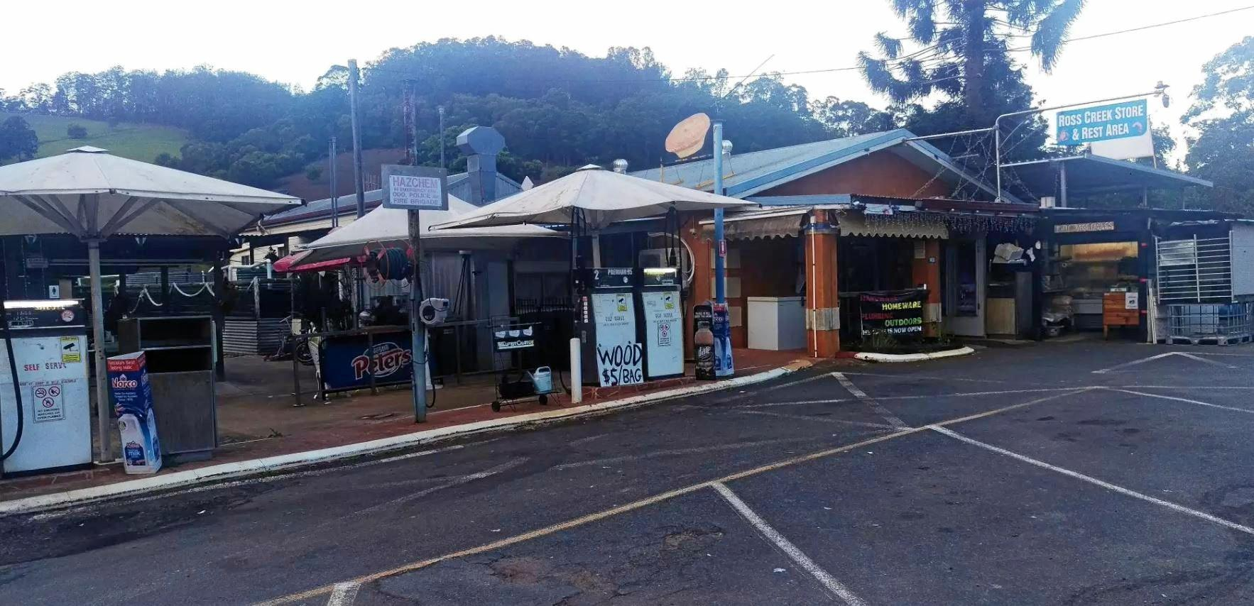 BIG BUSINESS: Ross Creek Store was voted to have the best pies in the Gympie and Sunshine Coast region.