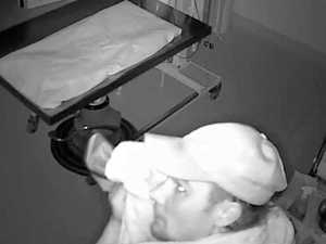 Safe ripped from Coast vet building, caught on CCTV