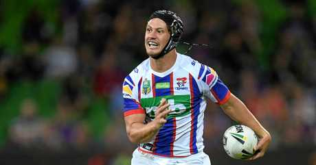 Kalyn Ponga will be key for the Knights.