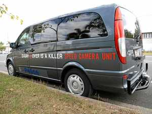Drink-driver busted after hitting police speed camera car
