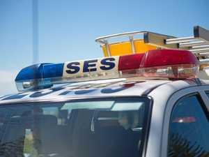 Rescue effort to help injured walker from bush track