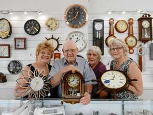Well-known business family winds back the clock