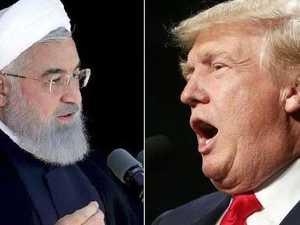 Trump tears up Iran nuclear deal