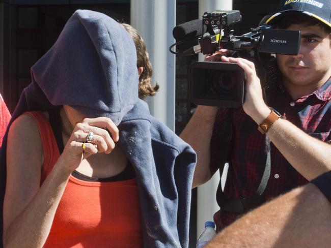 Rhianna Jade Fing was granted bail yesterday.