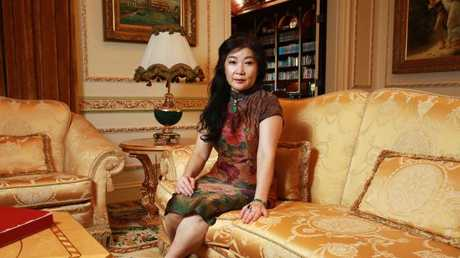 Soo Hian Beh was the previous owner of the Hamilton home. Photo: Claudia Baxter.