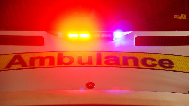 A man in his 30s was found at River Street Ballina in the early hours of this morning.