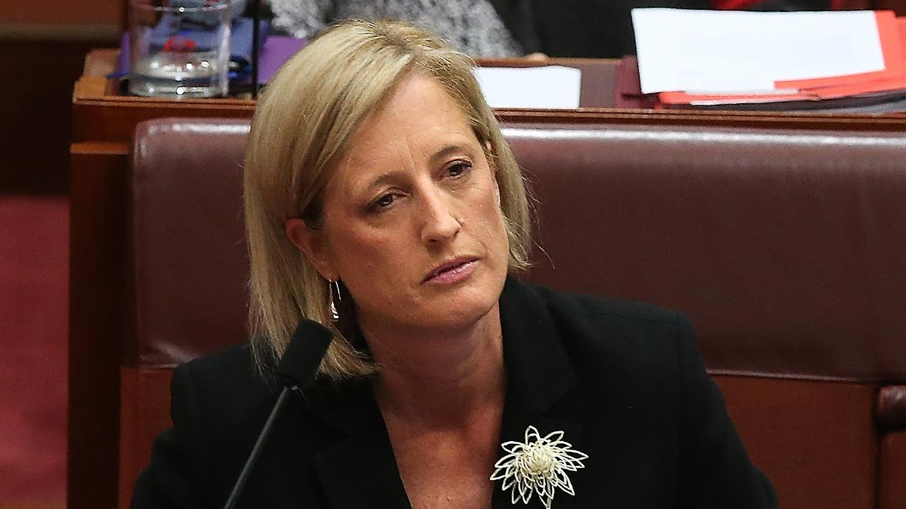 The High Court has ruled that Labor Senator Katy Gallagher was ineligible to stand for election. File picture