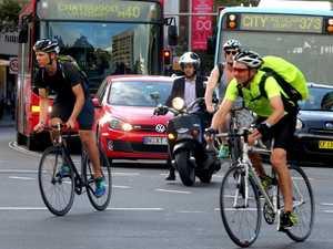 New minimum gap rule helping cyclists on NSW roads