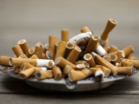 The government is cracking down on the illegal tobacco trade. Picture: iStoc