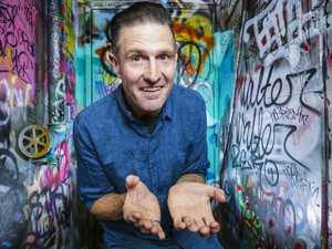 Wil Anderson loses temper at studio audience