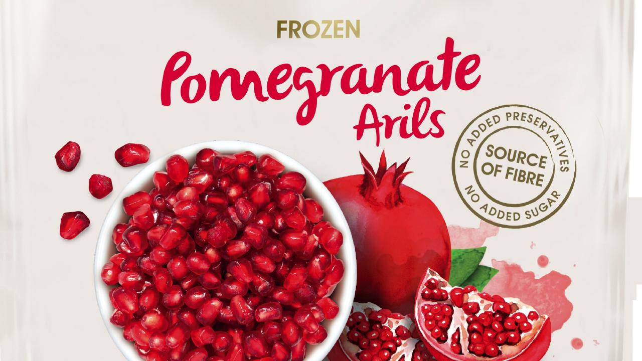 A Coles brand of pomegranate has been linked to 11 cases of hepatitis A nationwide while two more cases in SA could be linked to the outbreak. Picture: SA Health.