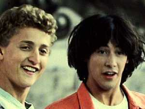 Bill and Ted to reunite