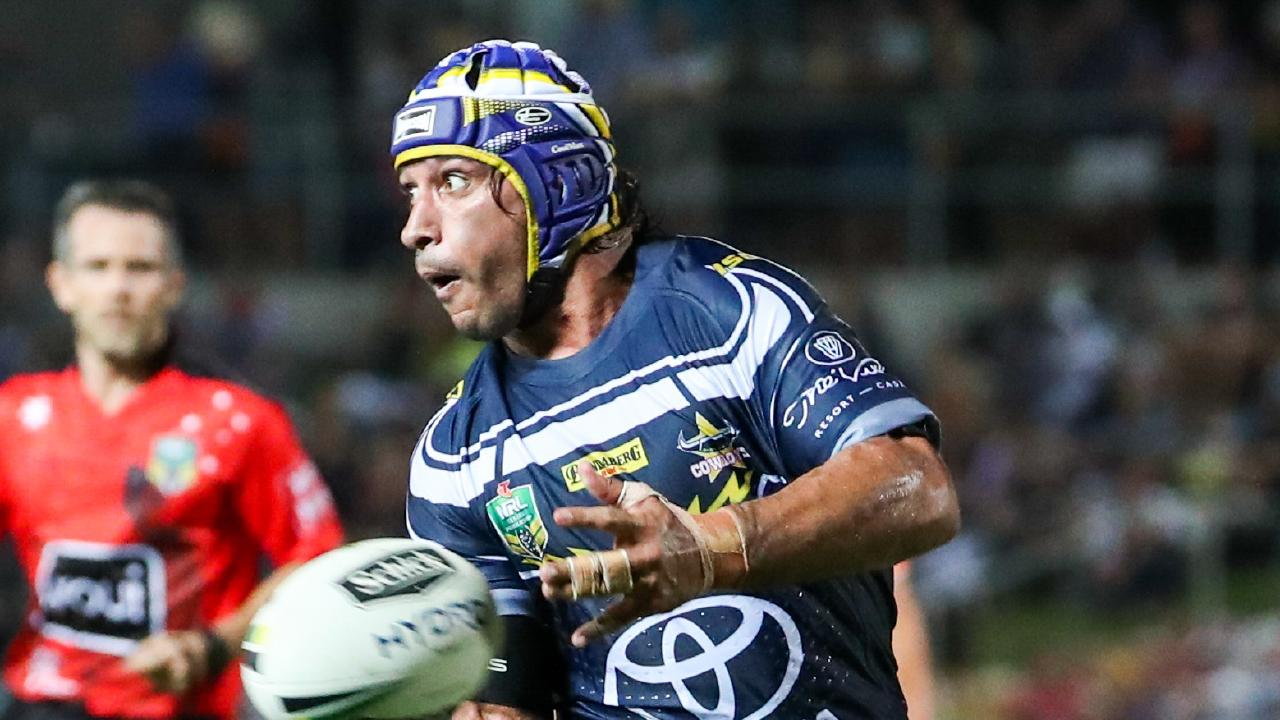 The game's greatest competitor, Johnathan Thurston.
