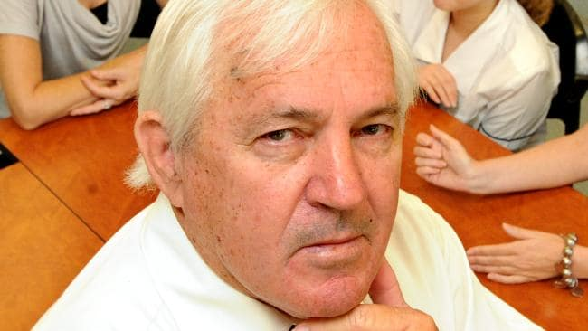 Kimberley College principal Paul Thomson is the subject of competing petitions.