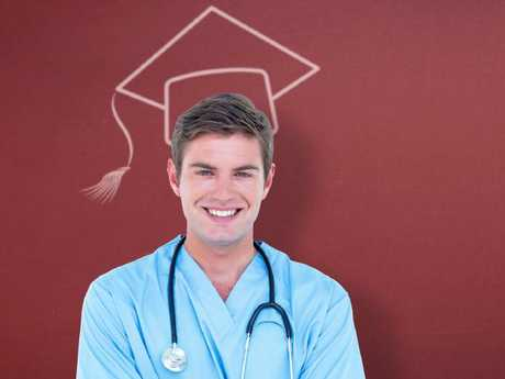 Aussies are signing up to health degrees in droves. Picture: iStock