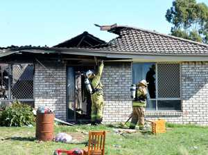 Woman charged with arson after home destroyed in fire