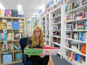 New dimensions, still a bookshop
