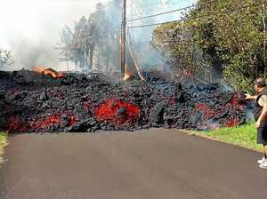 Hawaii's Kilauea volcano still a danger