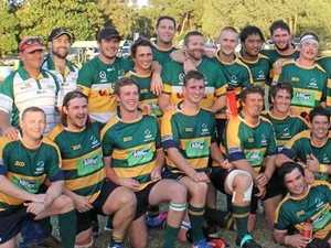 Top rugby talent battle it out in Dalby for selection chance