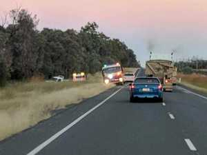 Four injured on Central Qld roads in just hours