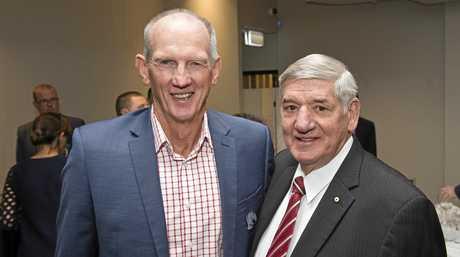 John McDonald (right)