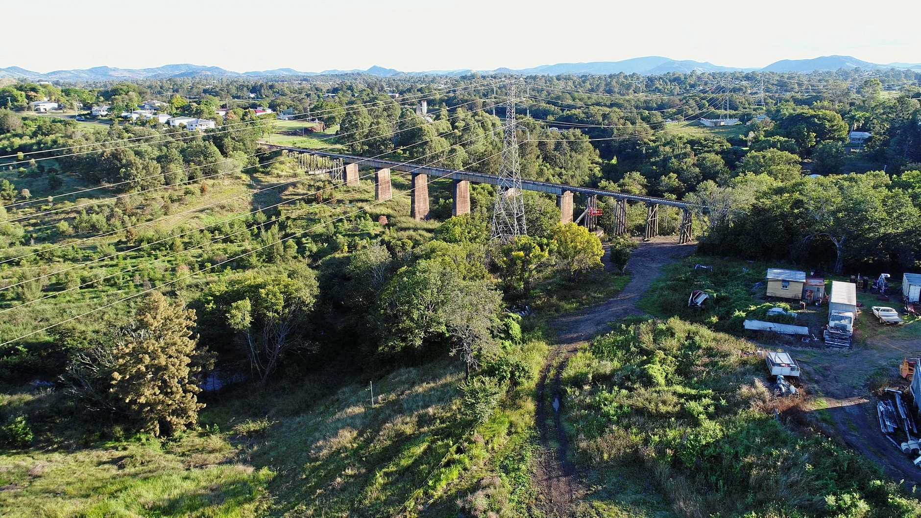 Rattler Bridges: Deep Creek