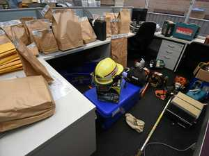 'People should be wary': Stolen goods were to be sold online