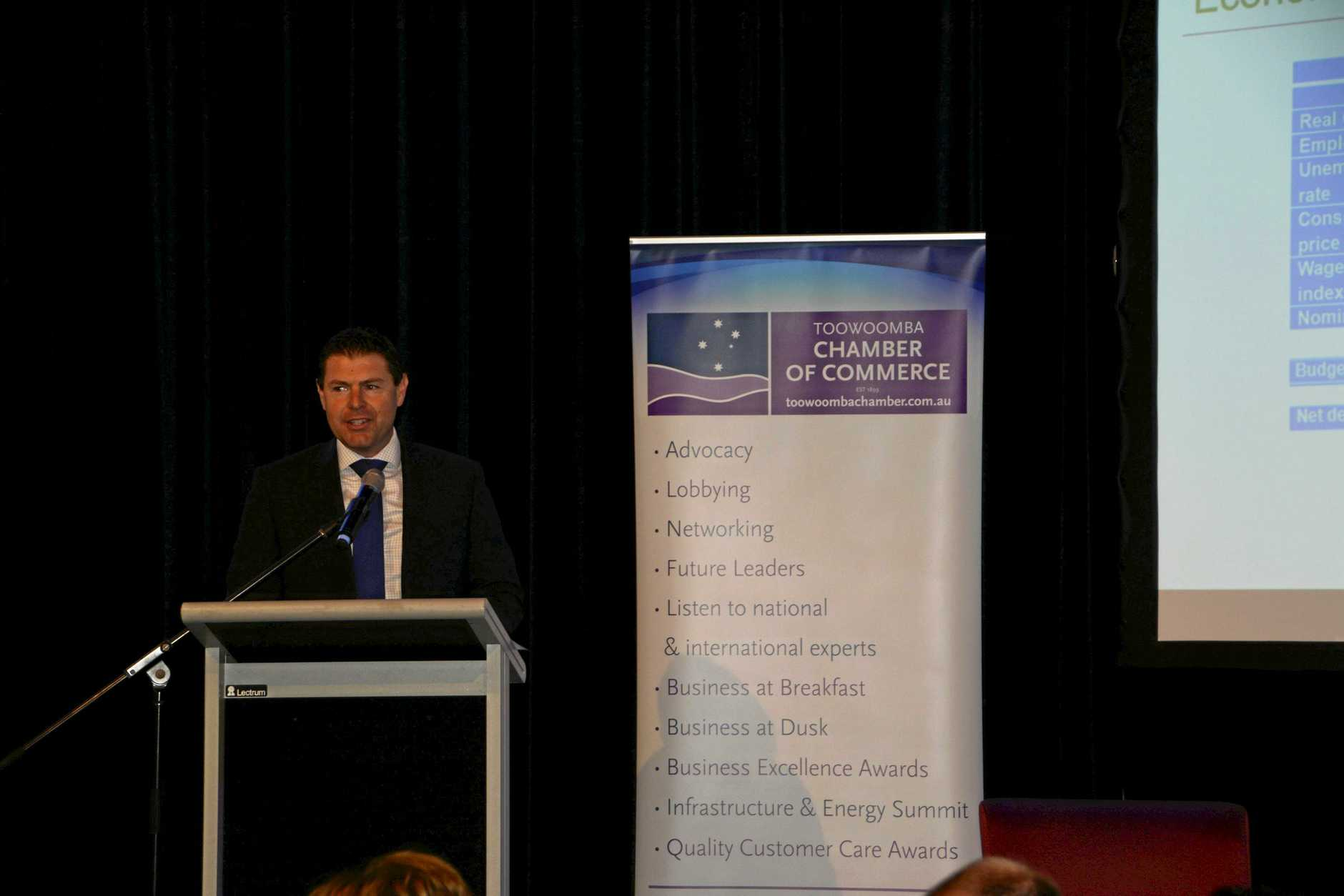 Explaining the various measures and changes announced in the Budget is RSM business advisory director Will Laird.