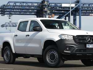 ROAD TEST: The Tradies' Mercedes dual cab ute tested
