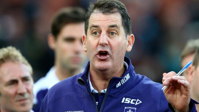 Ross Lyon is yet to explain himself.