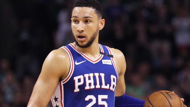 Ben Simmons isn't done.