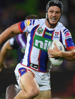 Ponga looks to have the lot. (AAP Image/Julian Smith)