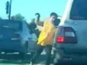 Hunt for Springfield road rage attacker