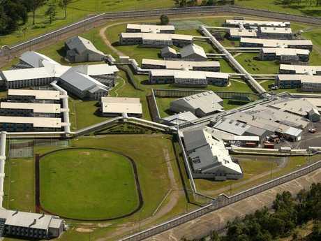 Brisbane Correctional Centre.