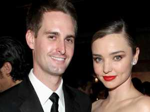 Miranda Kerr, Evan Spiegel welcome new baby