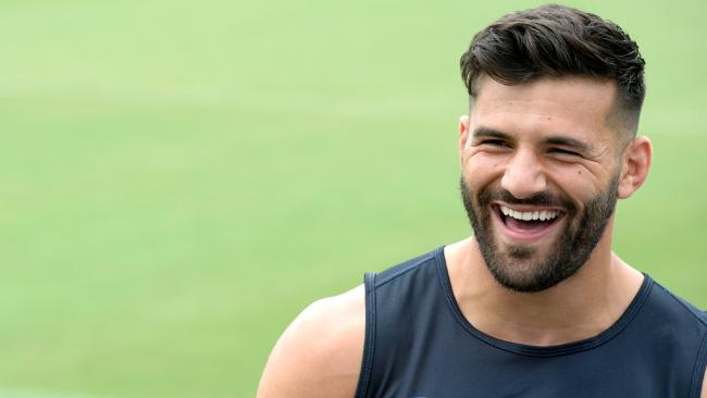 Josh Mansour is expected to re-sign with Penrith. (Jeremy Piper)