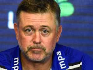 'I feel sorry for fans': Dogs coach slams players for horrorshow