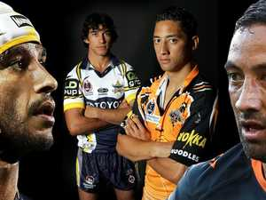 Boys to men: The end of JT and Benji's 13-year rivalry