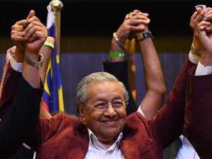Malaysia elects world's oldest PM