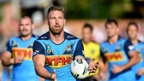 Cartwright has come under fire for his on field performances for the Titans.