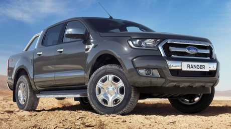 2017 Ford Ranger XLS  The Sunday Mail Motoring In