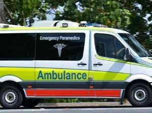 Pedestrian struck by car in Warwick