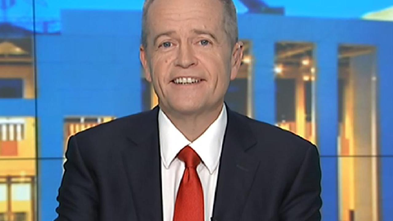 """I am infallible,"" said Shorten to questions about the handling of the dual citizenship saga."