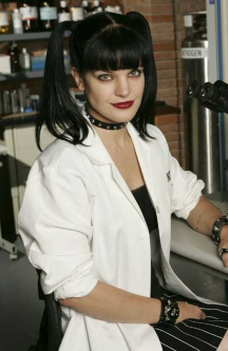 """Actor Pauley Perrette's character Abby """"is NCIS"""" - but she's left the show."""