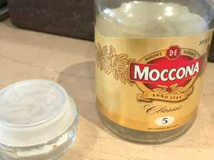 The genius coffee jar hack that will blow your mind