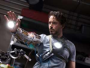 Iron Man's $430k suit has been stolen